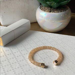 Gold Swarovski Bracelt